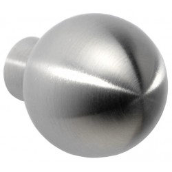 Pomo ovalado base cilindrica 10mm