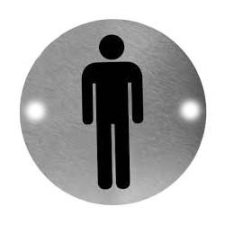 Señaletica, Hombre redonda