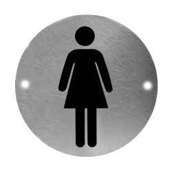 Señaletica, Mujer redonda