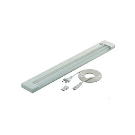Fluorescente, plano blanco 8w