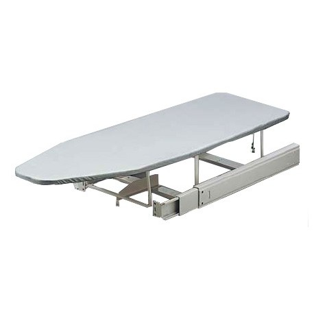 Tabla de plancha abatible