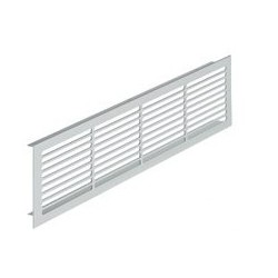 Complementos accesorios sistema de barra para la cocina - Rejilla ventilacion aluminio ...