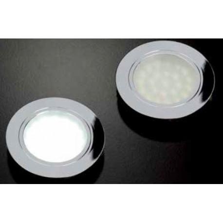 Foco de LED embutir aluminio