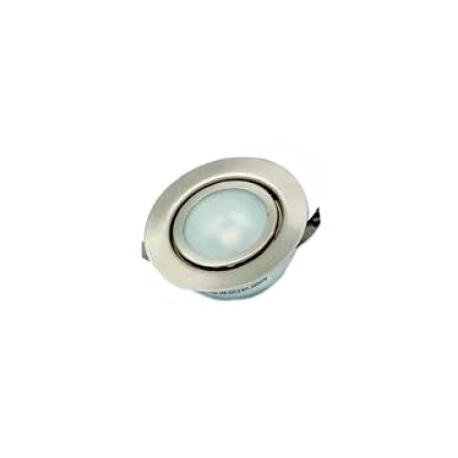 Foco de LED embutir metalico
