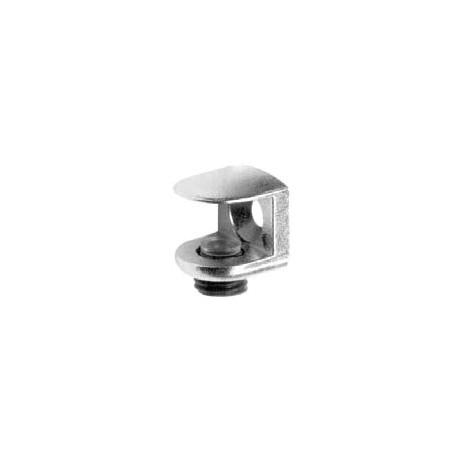 Soporte estante de  cristal 0-9mm (Kit de 4 unidades)