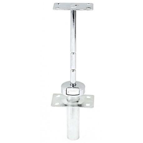 Mecanismo elevador recto posicionable para cabecero