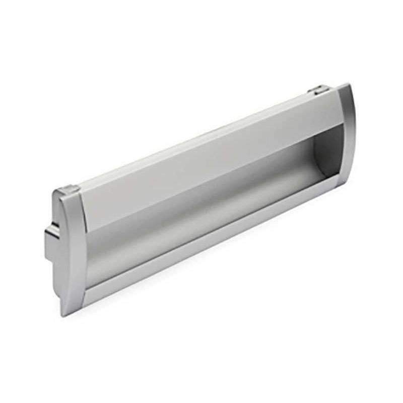 Tiradores para muebles aluminio - Tirador puerta aluminio ...