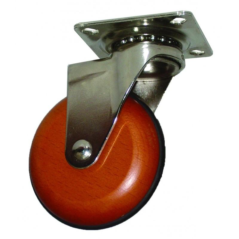 Ruedas de madera para muebles for Ruedas industriales antiguas para muebles