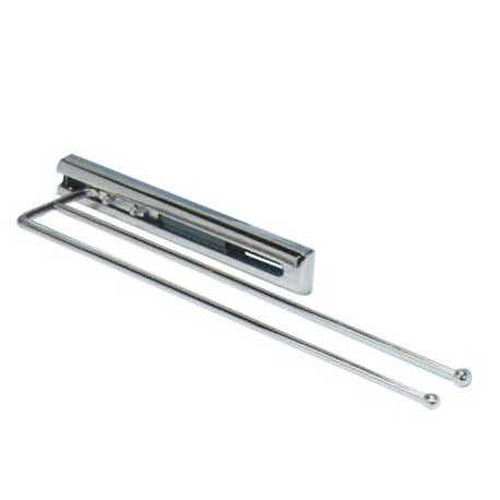 Toallero extensible 410mm