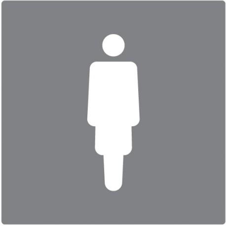 Señaletica Mujer