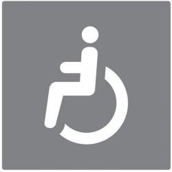 Señaletica Discapacitados