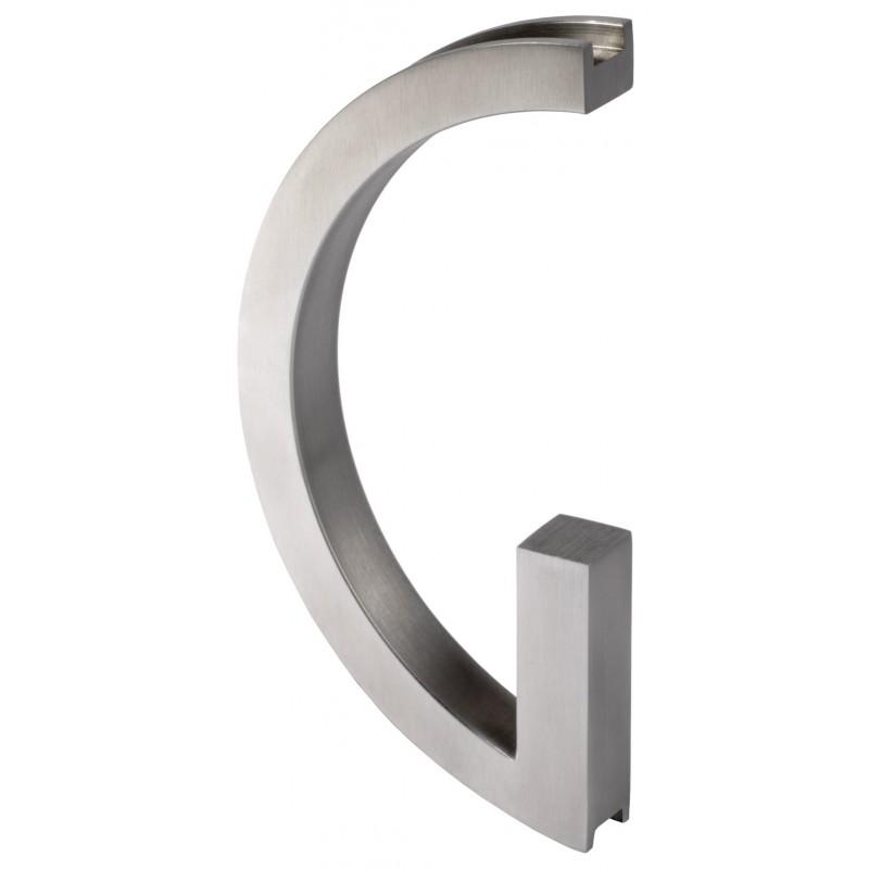 Tirador puerta corredera 35mm bricca for Tirador puerta corredera