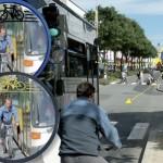 Espejos de vigilancia, una seguridad