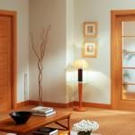 La puerta de interior, un elemento decorativo.