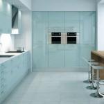 El espacio en la cocina.