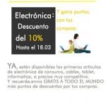Lanzamiento Electrónica de consumo