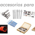 Utillaje y accesorios para bricolaje y uso profesional