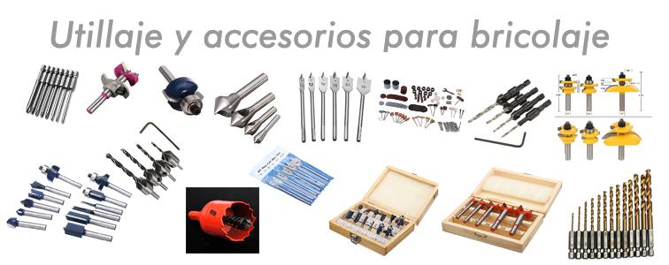 Utillaje y accesorios para bricolaje y uso profesional for Utillaje cocina