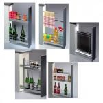 Accesorio de cocina para modulo de 15cm