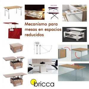 Mecanismos de mesa