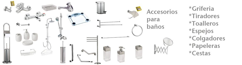 Accesorios para baños y cocina