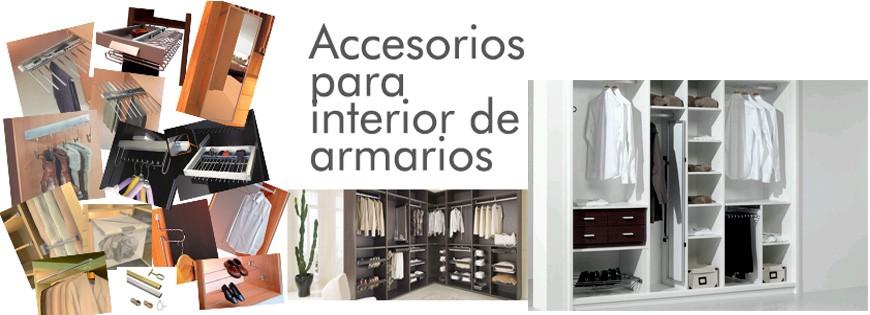 accesorios  interior de armarios